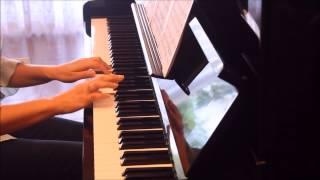 Passacaglia Secret Garden Daisy Pearl Piano Cover