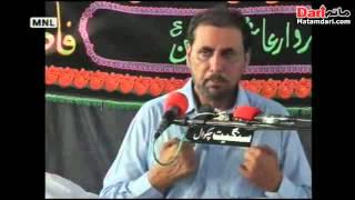 Zakir Syed Riaz Hussain Shah Ratowal | Majlis 02 | 29 August 2012 | Shah rai Saadullah, Attock