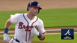Austin Riley Smokes a Home Run for his first MLB hit, a breakdown