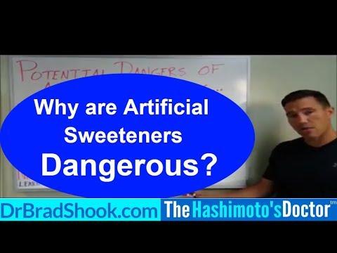 Potential Dangers of Artificial Sweeteners – Aspartame, Saccharin