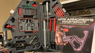 What's inside Real Avid Master Armorers Tool Kit!