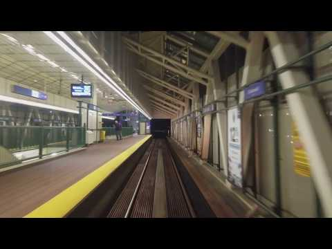 Vancouver SkyTrain: Expo Line Eastbound Pt. 5, Scott Road to King George - The Complete Ride 4K