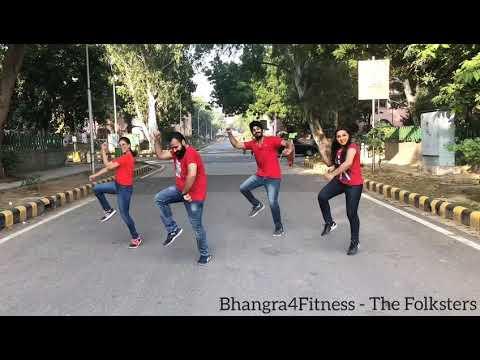 Morni Banke - Bhangra4Fitness | Badhaai Ho | Dance Cover | Guru Randhawa | Neha Kakkar | Easy Choreo