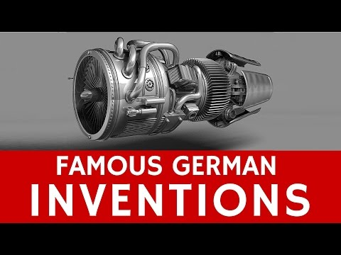 Famous German Inventions and Technologies – Fun Scientific Facts