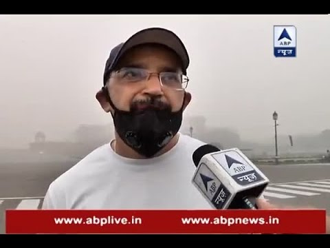 Pollution, an emergency situation in Delhi