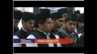 RTL- Ahmadiyya MUSLIME eröffnen Institut für Imam-Ausbildung in Deutschland