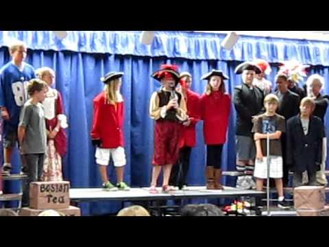 5th Grade Show - Truman Benedict Elementary School June 2012