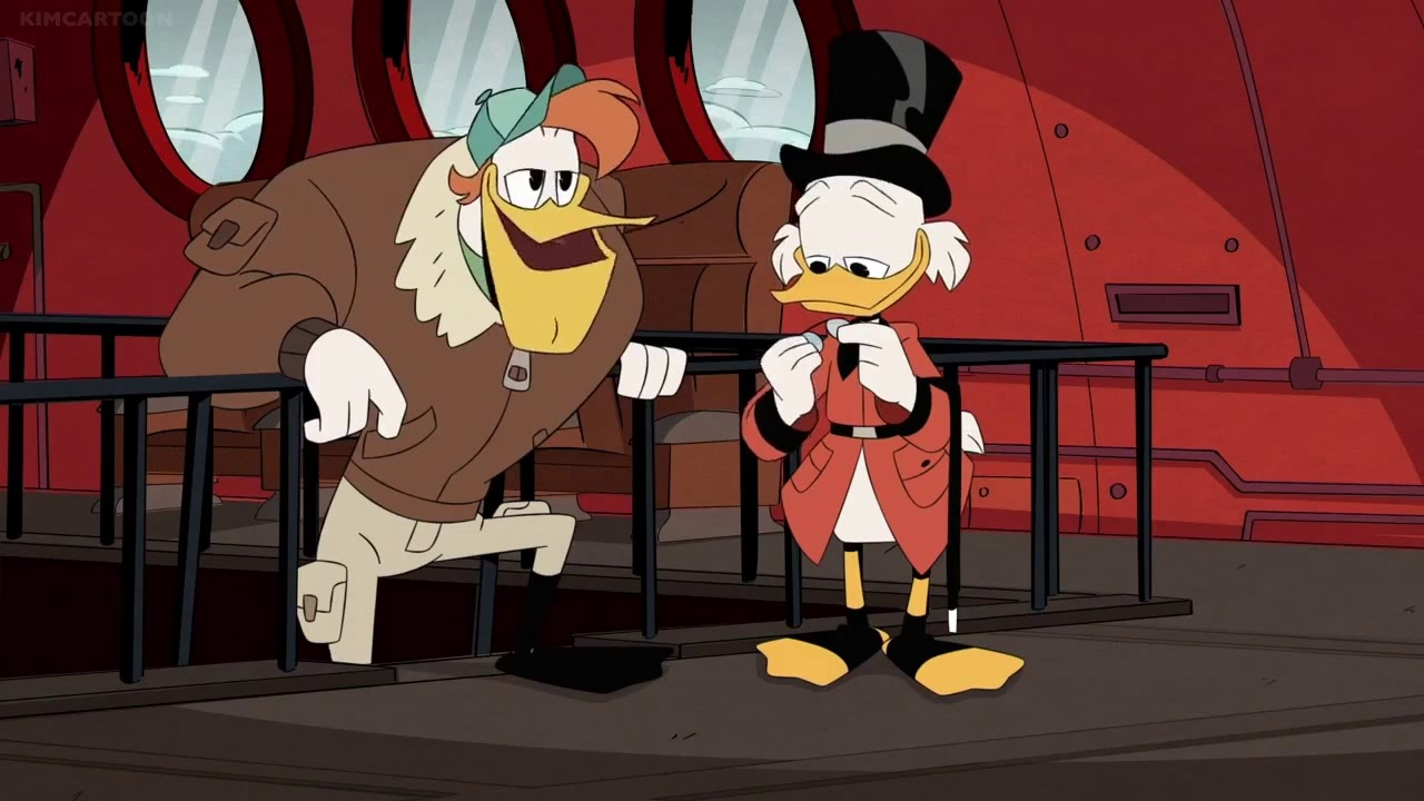 ducktales the last crash of the sunchaser part 1