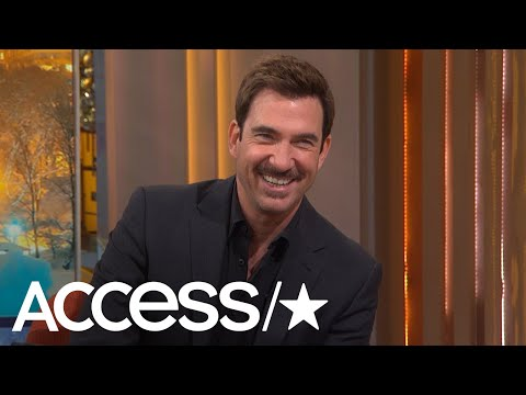 'LA To Vegas' Star Dylan McDermott Shares Story Of Access Live Run-In With Trump | Access