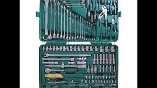 Jonnesway S04H524128S , 128 предметов Обзор набора инструмента