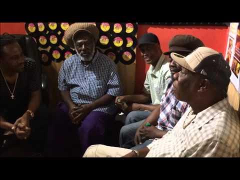 Johnny Clarke U Brown Ranking Joe & Burro Banton Exclusive Interview by Wayne Lonesome