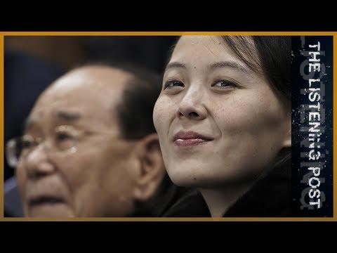 Olympic politics: North Korea's media charm offensive | The Listening Post