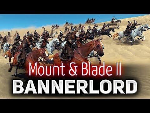 Mount \u0026 Blade II: Bannerlord ☀ Эту игру разрабатывали 8 лет
