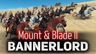 Mount & Blade II: Bannerlord ☀ Эту игру разрабатывали 8 лет