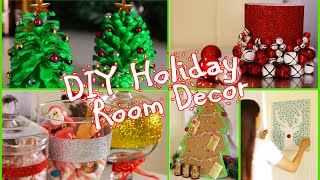 Diy Christmas Room Decorations | Easy & Cheap!