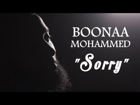 Boonaa Mohammed - Sorry