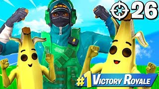 Fresh Gives Kids FREE Wins in Fortnite! | Ep. 5