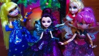 Ever After High ThroneComing Stop Motion