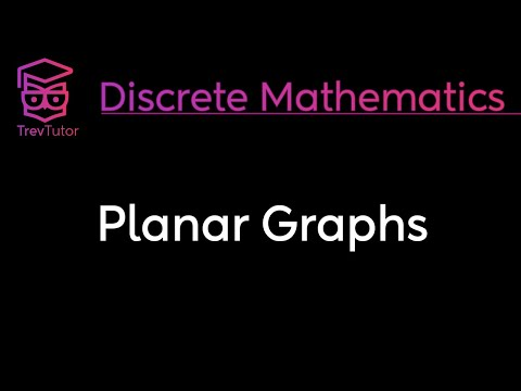 [Discrete Math 2] Planar Graphs