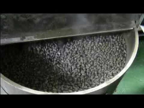 Machine test for Jatropha oil