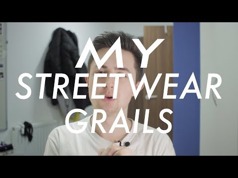 MY STREETWEAR GRAILS – SUPREME, BAPE, NIKE, GOLF, OFF-WHITE, BALENCIAGA
