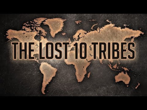 The Ten Lost Tribes Found: For Real!