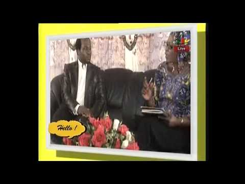 JOHN CHI EXCLUSIVE INTERVIEW WITH CRTV. His relationship with TB Joshua.