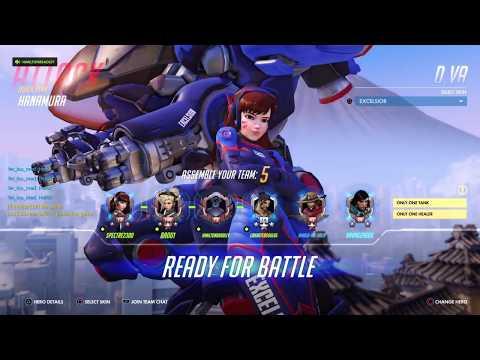 Overwatch Heavy Hitting Edition 4/23/2018