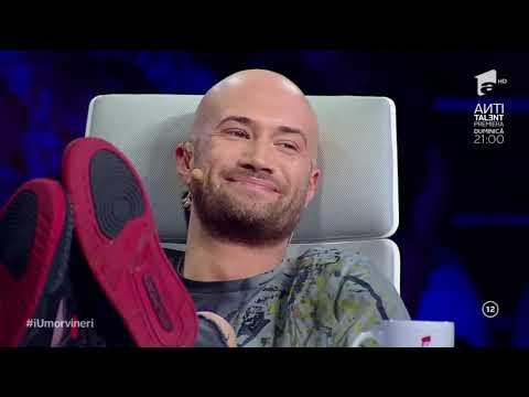 Stand-Up Comedy Sambata Bucuresti Cu Raul Gheba, Cristian Dumitru Si Alex Serban