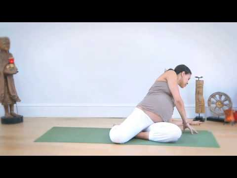 Two For Two Flow Yoga Mama Pre Natal Twists With Mercedes Ngoh Sieff