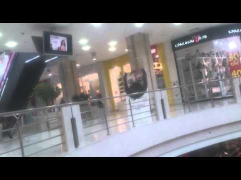 Лифт в ТЦ Ереван Плаза