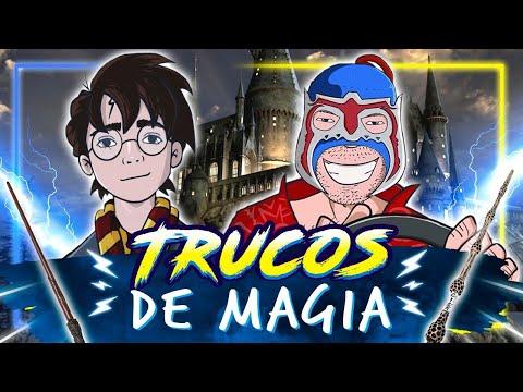 Harry Potter & Escorpión Dorado al volante en Hogwarts