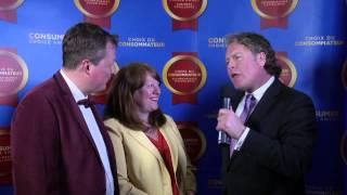 YellowBelly Brewery Wins Consumer Choice Award (2014)