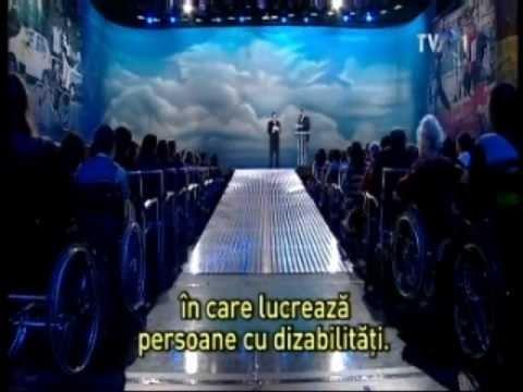Gala Persoanelor cu Dizabilitati 2012 - Partea I