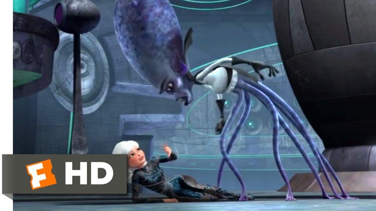 Download Monsters vs. Aliens (2009) - Alien Clones Scene (7/10) | Movieclips