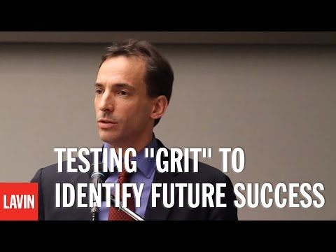 "Testing ""Grit"" To Identify Future Success: Paul Tough"