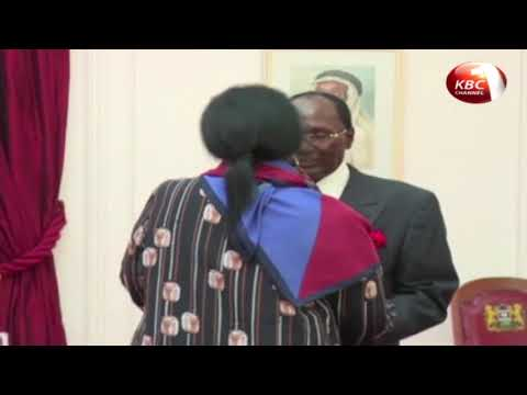 President Uhuru Kenyatta assures business leaders Kenya is stable