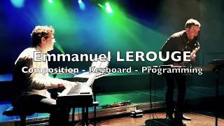 FUNKISS - Blanzy 23 mars 2019 - Live Performance - Emmanuel LEROUGE - Nicolas PROST