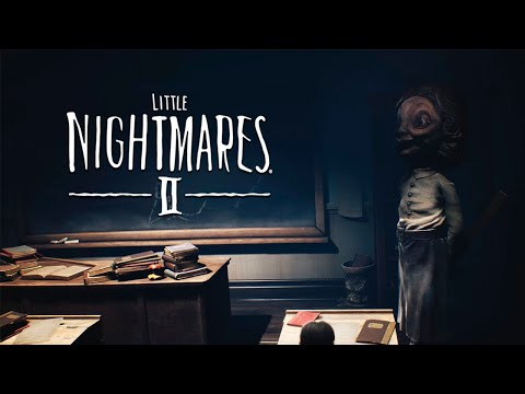 Жуткая ШКОЛА Страшная УЧИЛКА и НЕПОСЛУШНЫЕ ДЕТИ! Прохождение Игры Little Nightmares II от Cool GAMES