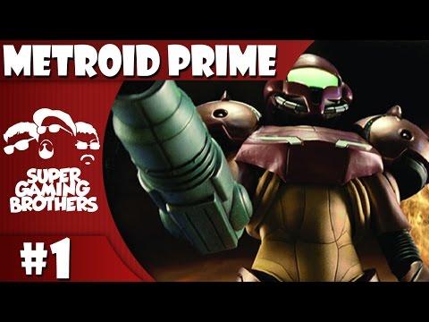 SGB Play: Metroid Prime - Part 1 | Cataloguer Extraordinaire!