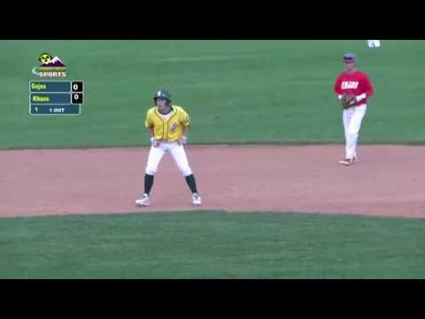 Greeley Gojos vs Colorado Khaos - 7/5/16 - Butch Butler Field, Greeley CO