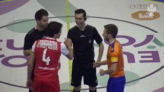Liga Sport Zone, 19.ª jornada: Viseu 2001 0-5 SC Braga/AAUM