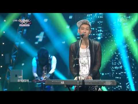 130719 CollaVoice - That Song @ Music Bank
