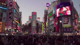 【迷走】ポエミックchill 散歩 シネマ風 後半以外に良い 夜の情景 thumbnail