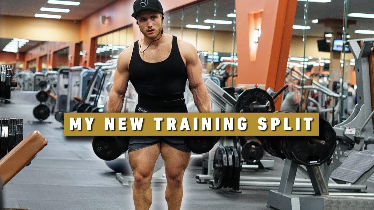 My New Training Split | Why I Completely Changed My Program