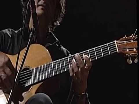 Ferenc Snétberger, solo guitar, ENCORE: Impro  Over The Rainbow, rec. 2011, Budapest, Palace of Arts