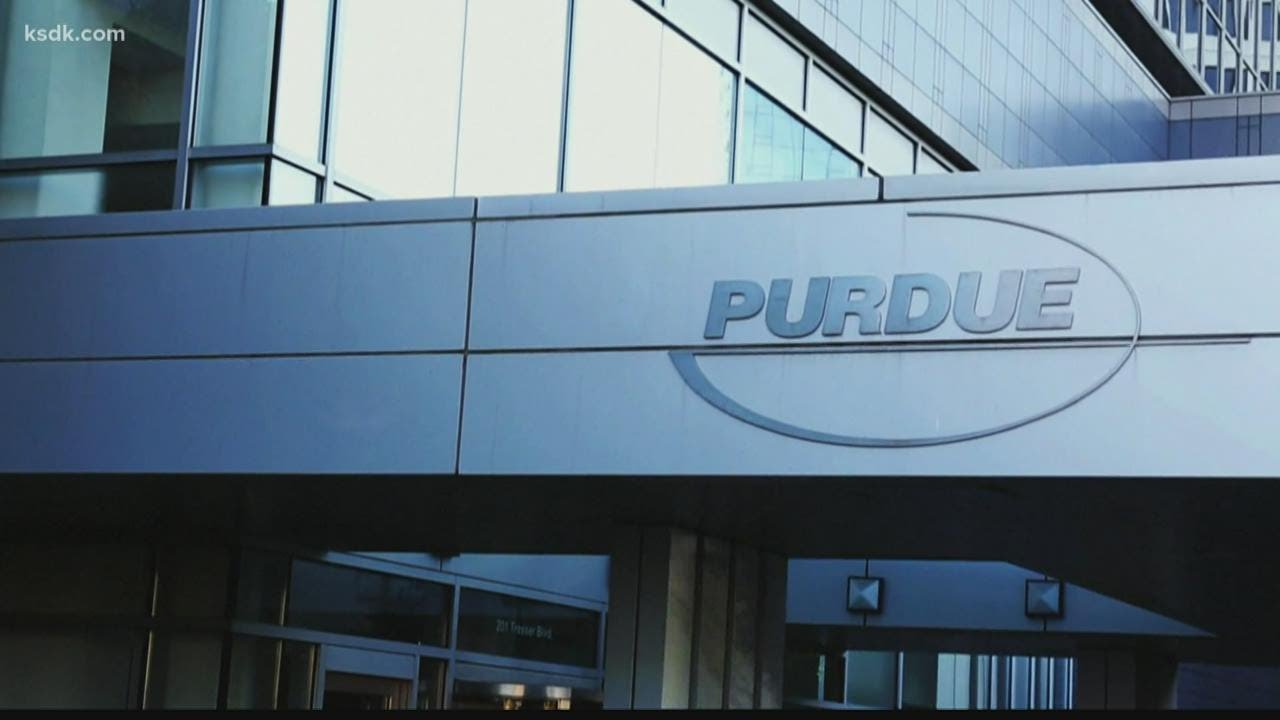 Purdue Pharma agrees to plead guilty to federal criminal charges in ...
