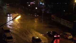 Небольшой потоп г.Южно-Сахалинск
