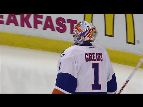 New York Islanders @ Florida Panthers. Round 1 Game 2