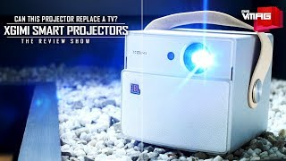 Can these projectors replace a TV?